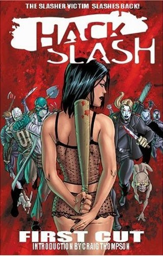 Hack / Slash Volume 1: First Cut Review
