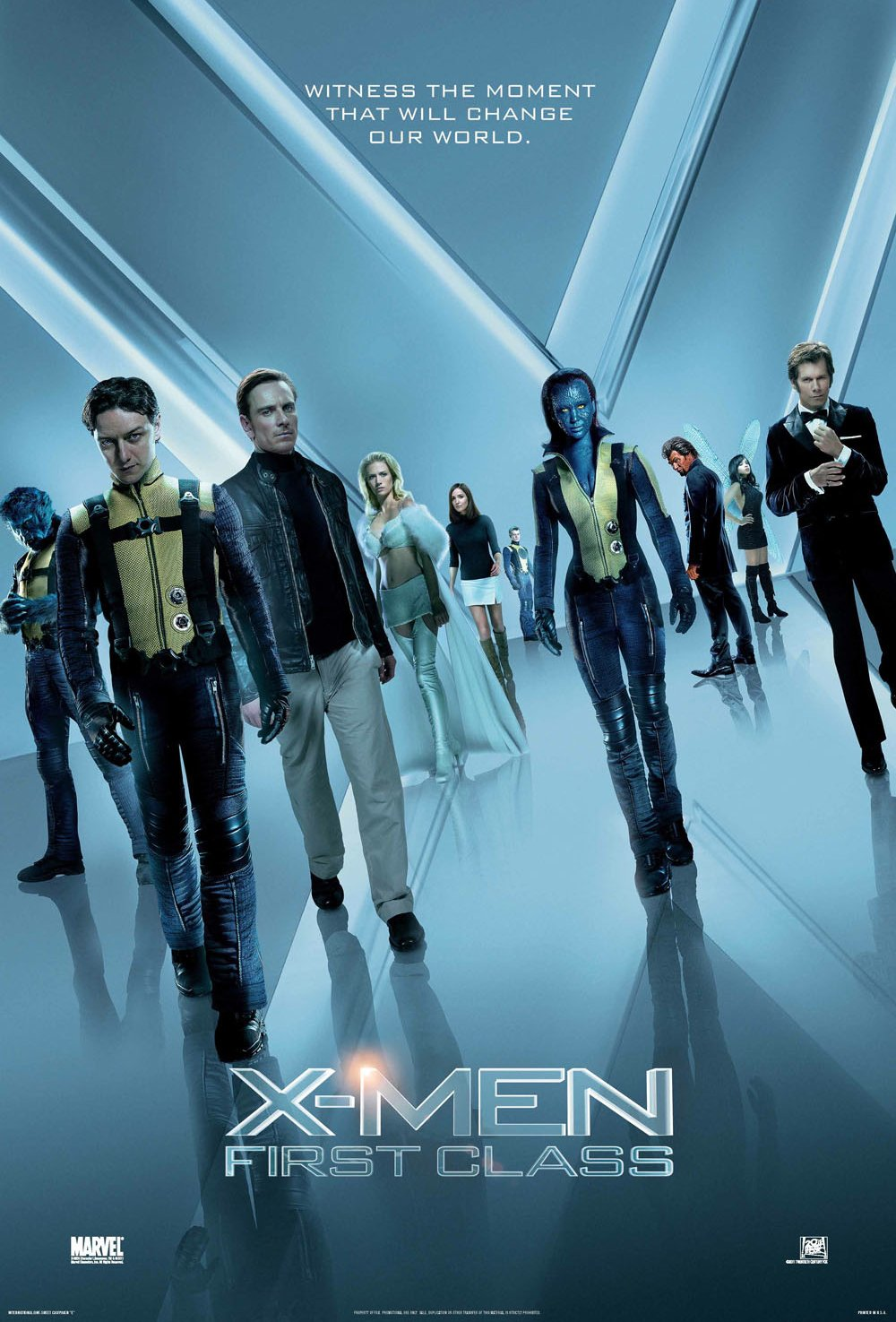 X-Men: First Class Movie Review