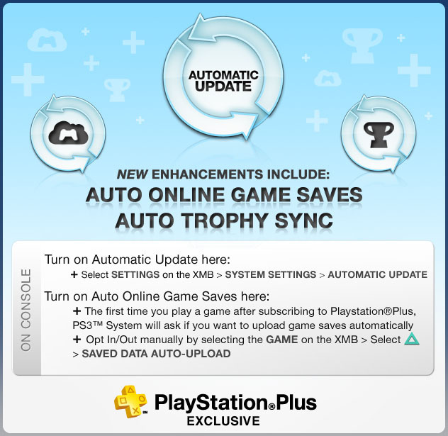 PS3 Update Info