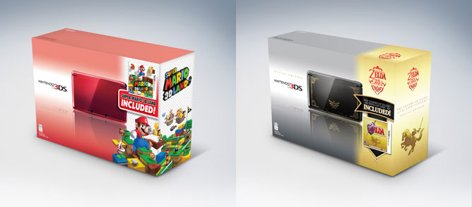 New Nintendo 3DS Bundles