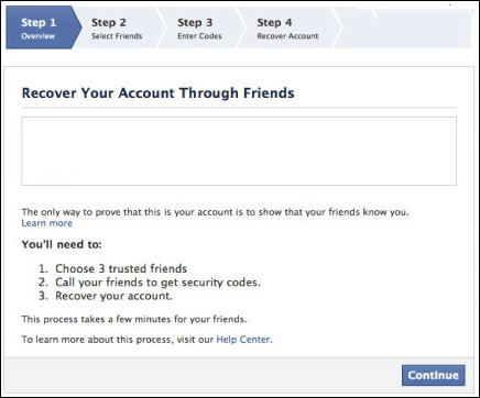 Fake Facebook Friends Can Compromise Your Account