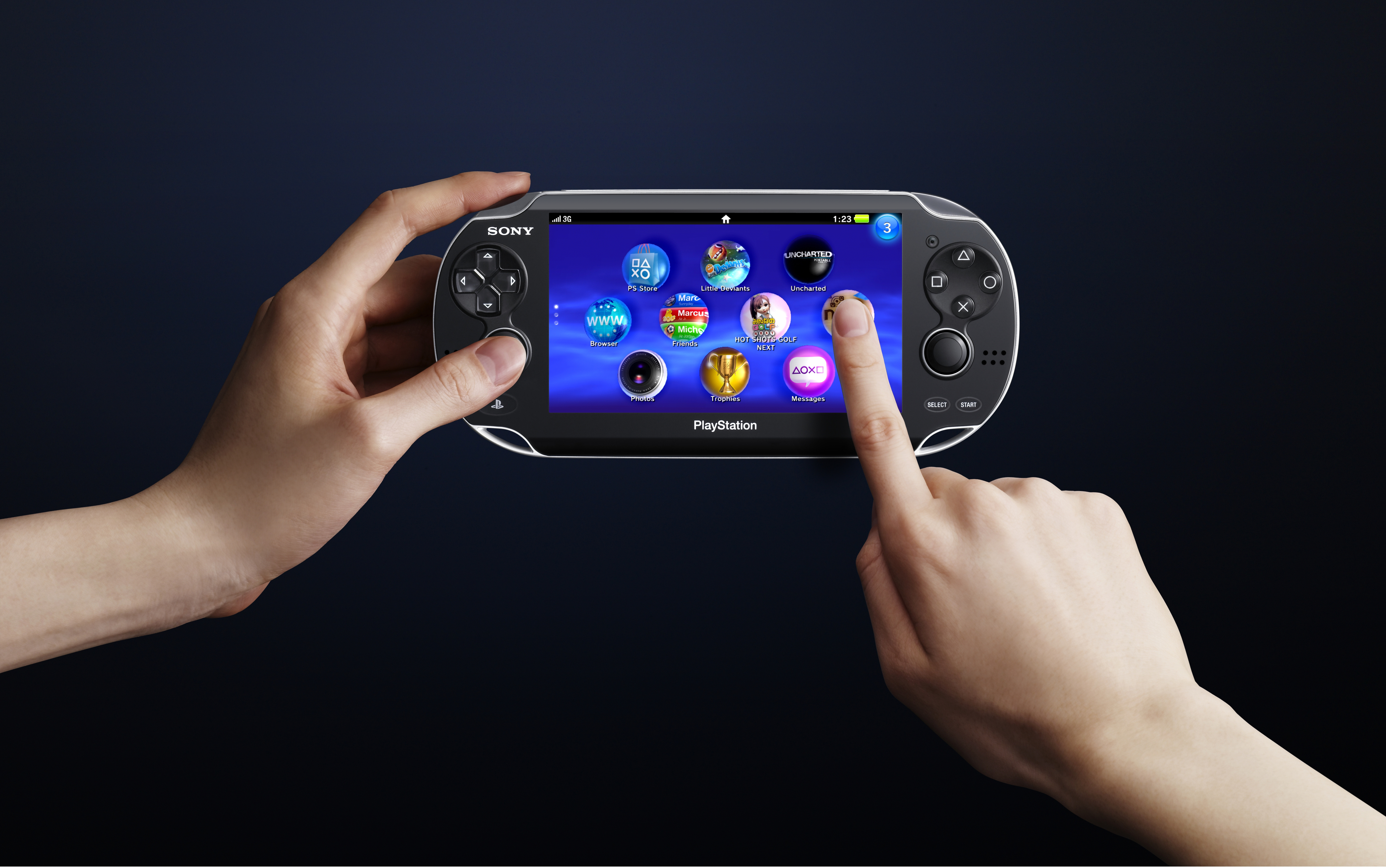 Playstation Vita Launches in Japan