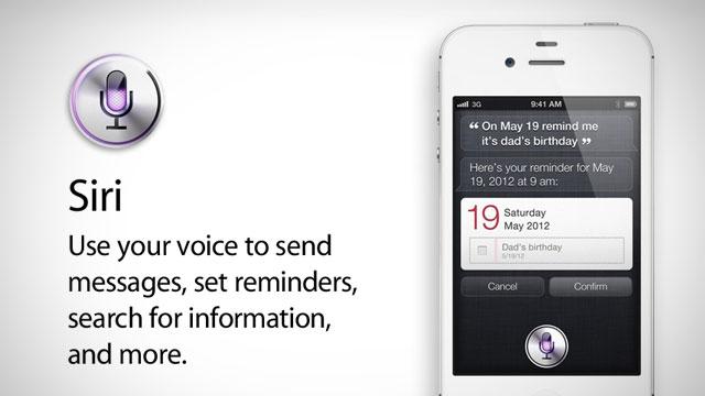 Apple Update Makes iPhone 4 Siri Port Legal