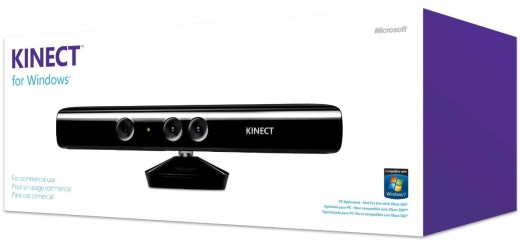 Microsoft Kinect PC