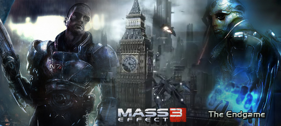 More Mass Effect 3 Footage Revealed