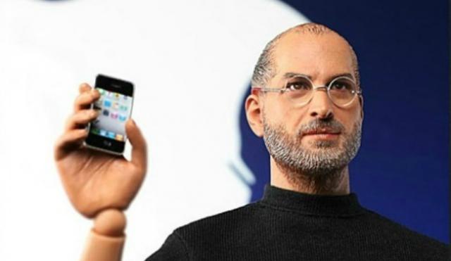 Realistic Steve Jobs Action Figure [Pics]