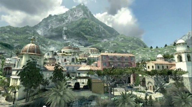 2 New Maps Confirmed For MW3: Piazza and Liberation [Pics / Video] and Analyzing
