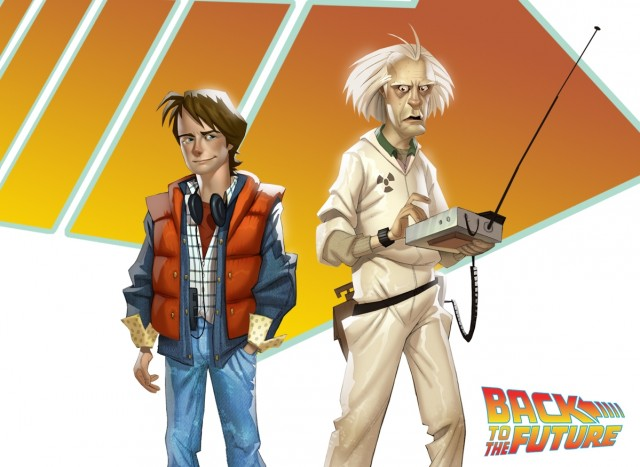 Back To The Future Episode 1 Free on iPad