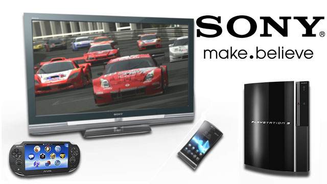 "Sony Streamlines Business, Creating ""One Sony"""