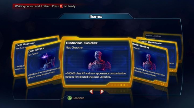 Mass Effect 3 Multiplayer Possible DLC Leaked