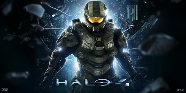 Halo 4 Release Date Is Here, Master Chief Is Back!