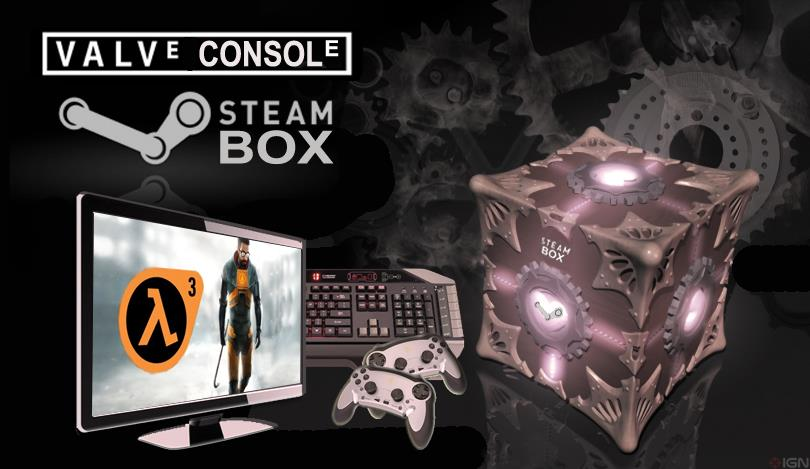 Valve Seeks Hardware Developers – Steam Box?