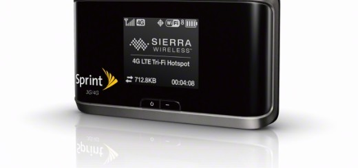 Sprint Sierra Wireless 4G LTE Tri-Fi Hotspot