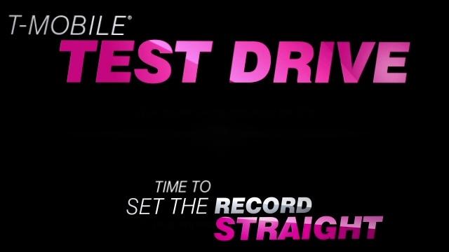 New T-Mobile Speed Comparison Ad