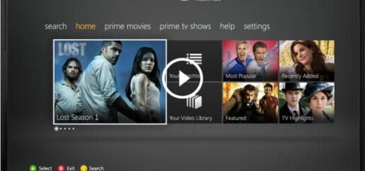 Amazon instant videos app