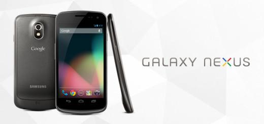 Samsung Galaxy Nexus Banner