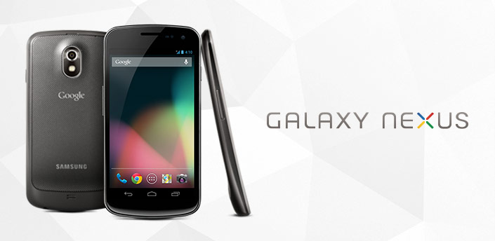 Google Galaxy Nexus to Ship with Android 4.1 (Jelly Bean)