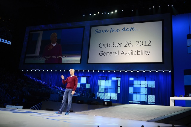 Windows 8 Release Date Announced – Upgrades for $40