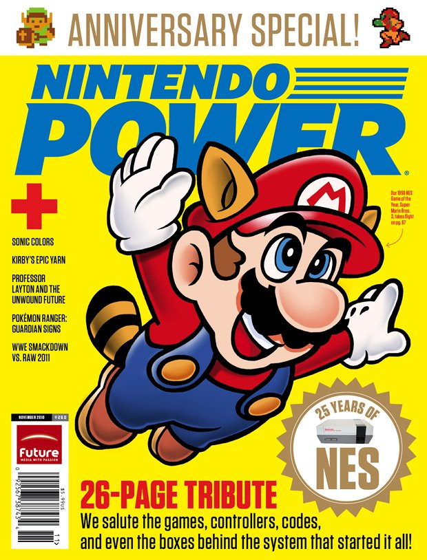 Nintendo Power Magazine Closes After 24 Years
