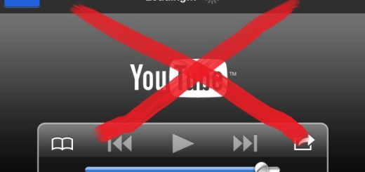 No More iPhone Youtube App