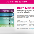 T-Mobile has an interesting update for their Galaxy S II (SGH-T989) released today, which adds support for a NFC (Near Field Communication) protocol I was unfamiliar until today called ISIS. To sum...T-Mobile...