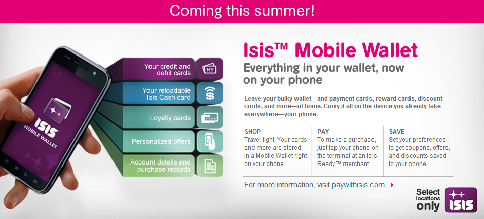 T-Mobile Galaxy S II Update Brings ISIS NFC Support