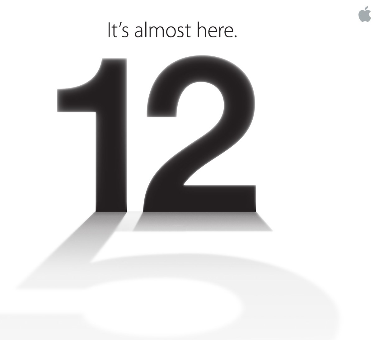 iPhone 5 Announcement Date Official – September 12, 2012