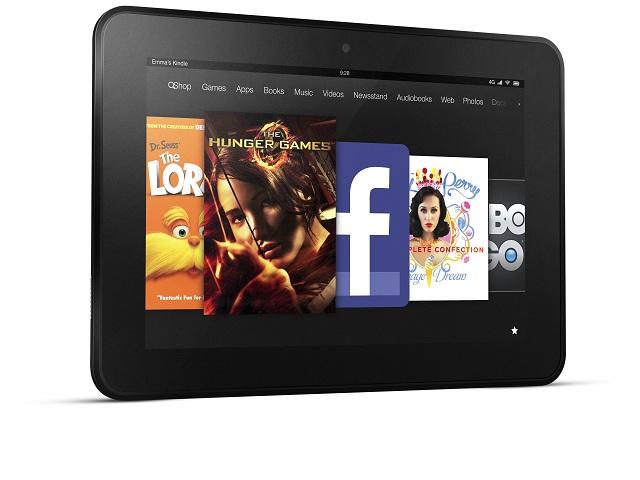 Amazon Announces Kindle Fire HD, HD 8.9″, & Kindle Paperwhite