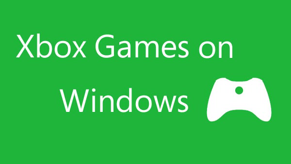 Xbox Games Coming to Windows 8