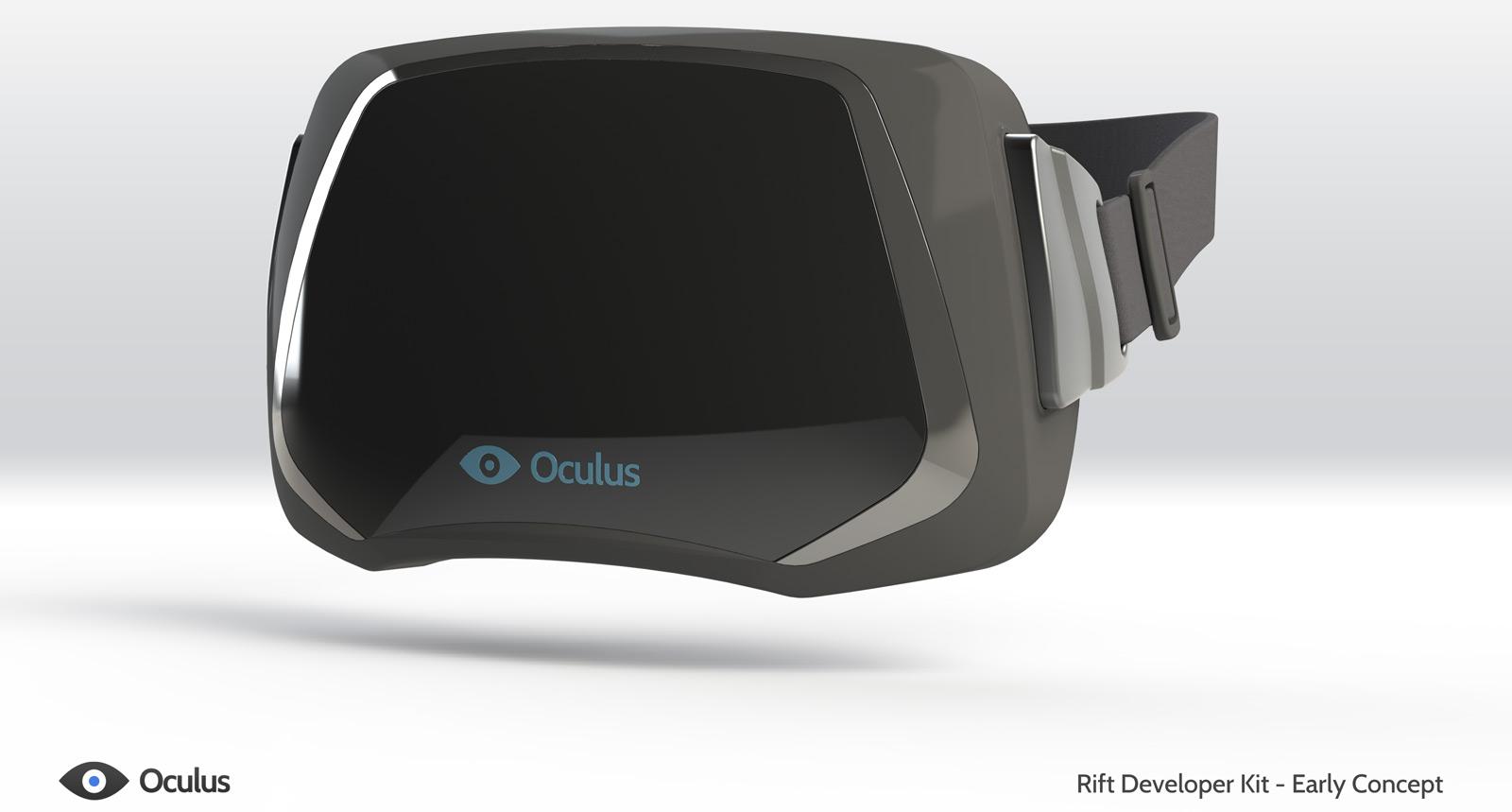 Facebook Buys Oculus Rift for $2 Billion Dollars