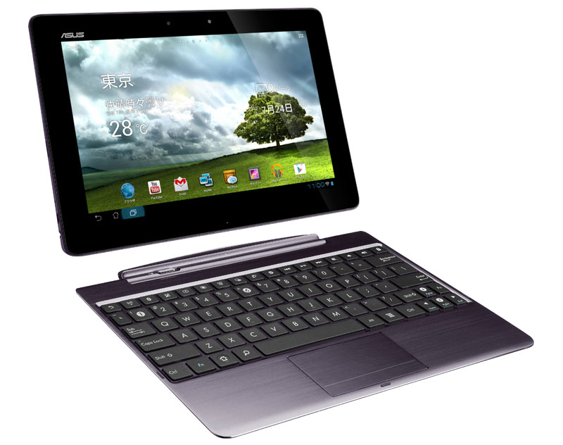 ASUS Transformer Pad TF700 Gets Jelly Bean