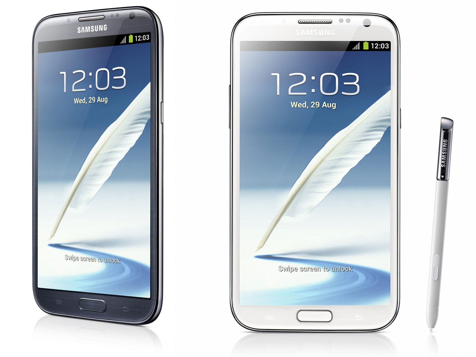 Samsung Galaxy Note II Heading to T-Mobile with LTE