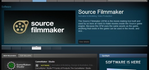 Steam Software Launch