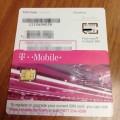 Tmo Nano SIM Card
