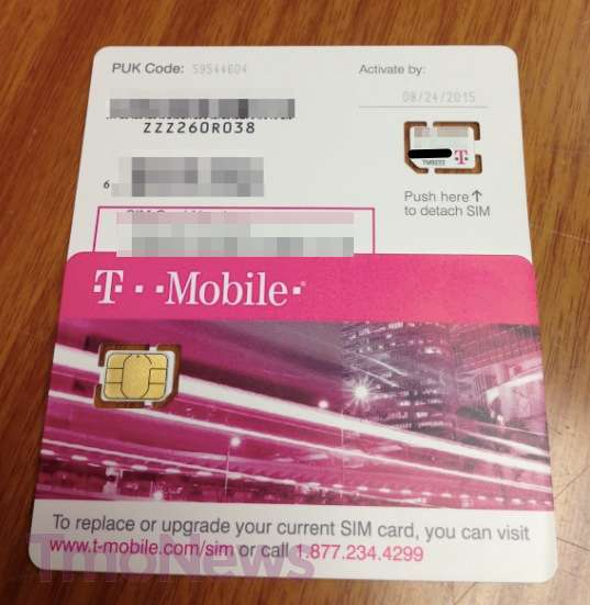 Nano SIM Cards Now Available at T-Mobile Stores, iPhone 5 Support