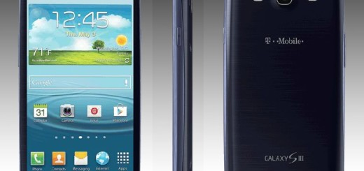 T-Mobile Galaxy S III Blue