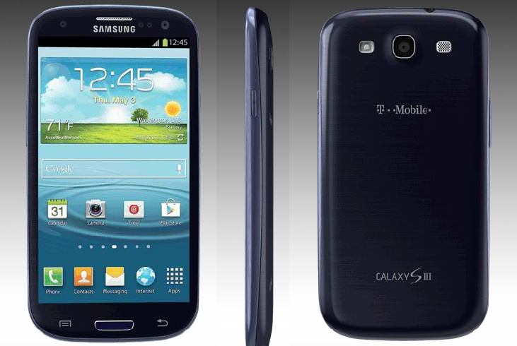 T-Mobile Samsung Galaxy S III Finally Gets Jelly Bean