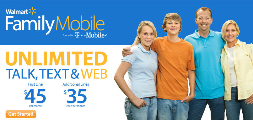 Walmart Family Mobile Offers $100 In Bill Credits For New Smartphones