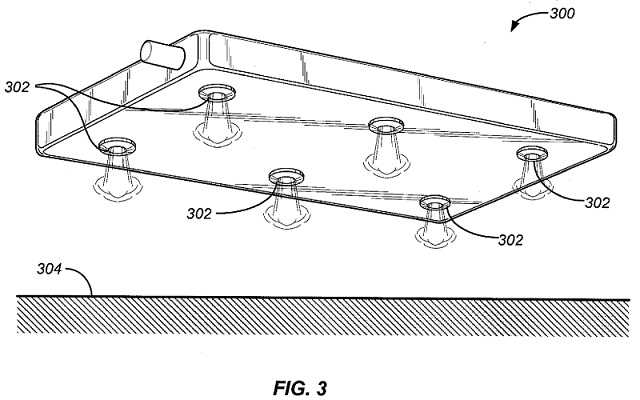 Amazon Patented Airbag System for Mobile Device