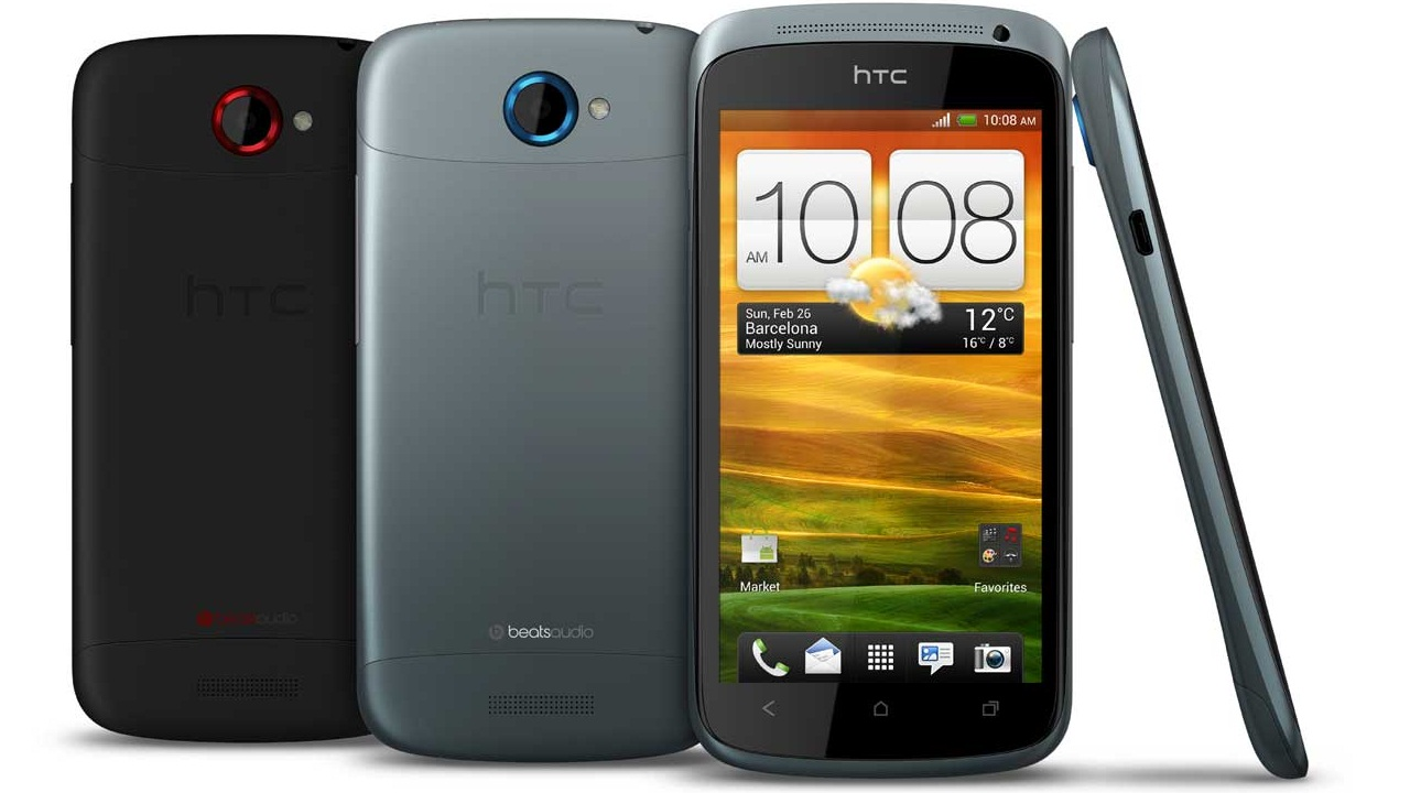 HTC One S International Finally Receives Jelly Bean 4.1.1