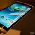 Samsung Flexible OLED Prototype Phone