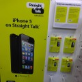 Straight Talk iPhone Display