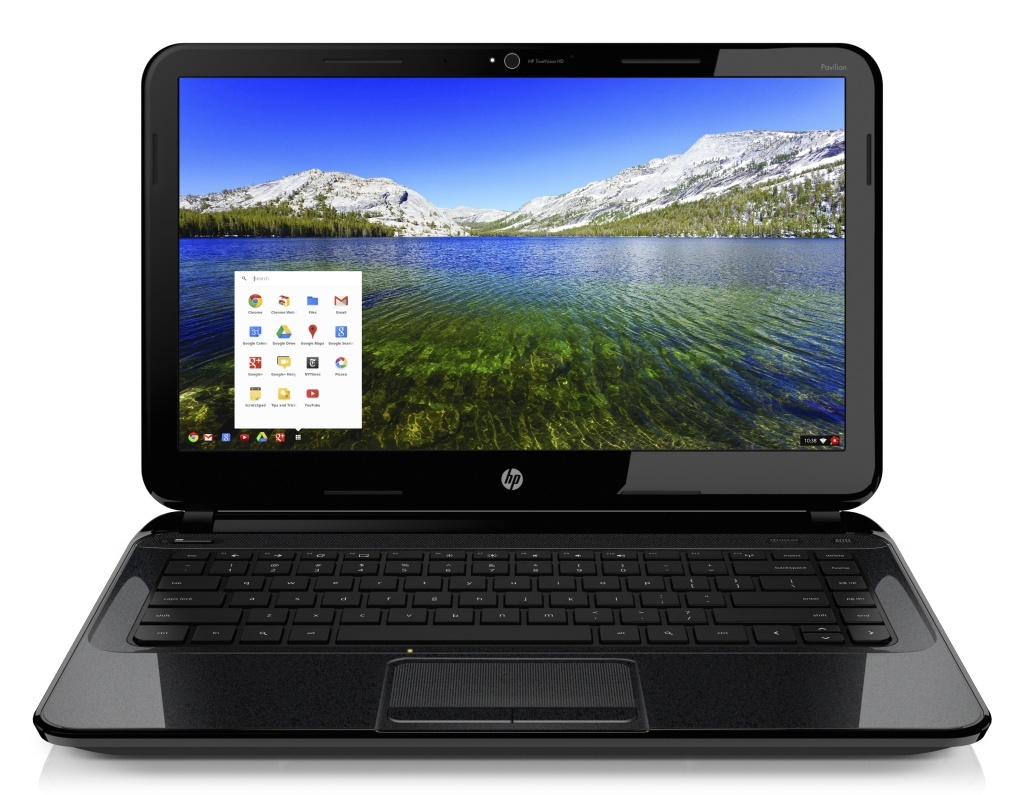 HP Introduces First Google Chromebook – $330