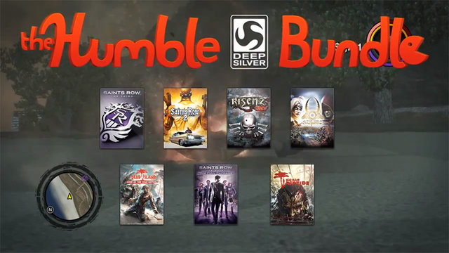 The Humble Deep Silver Bundle – Saints Row 2, 3, Dead Island, Risen, and more!