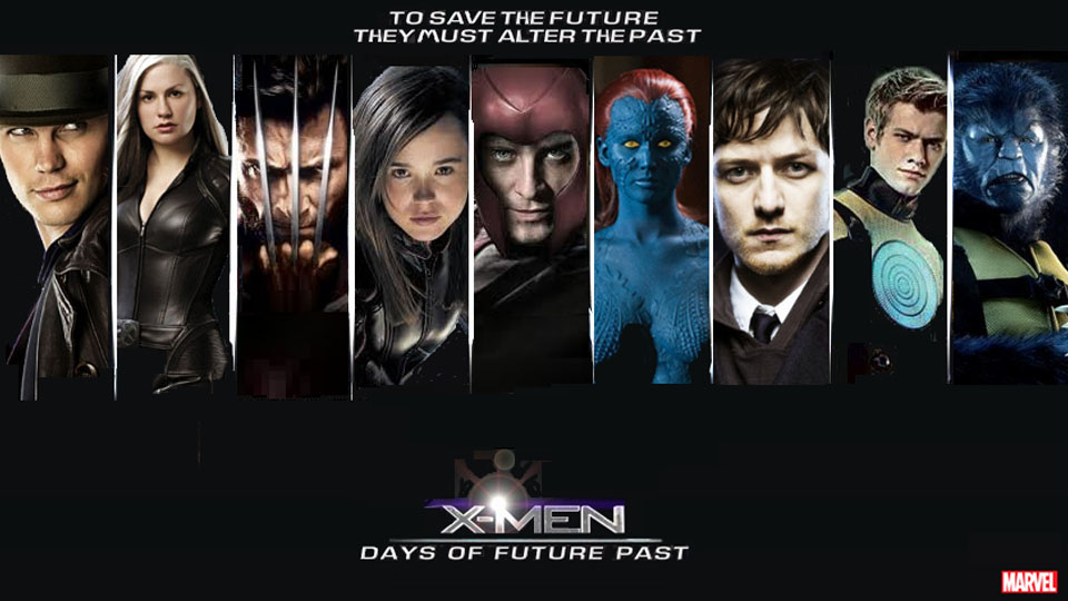 New X-Men: Days of Future Past Trailer
