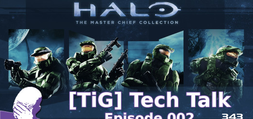 TiG Tech Talk 002
