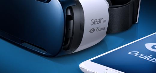 GearVR Headset