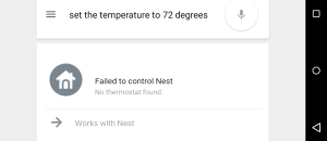 Google Now Almost Ready to Control Your Nest Thermostat