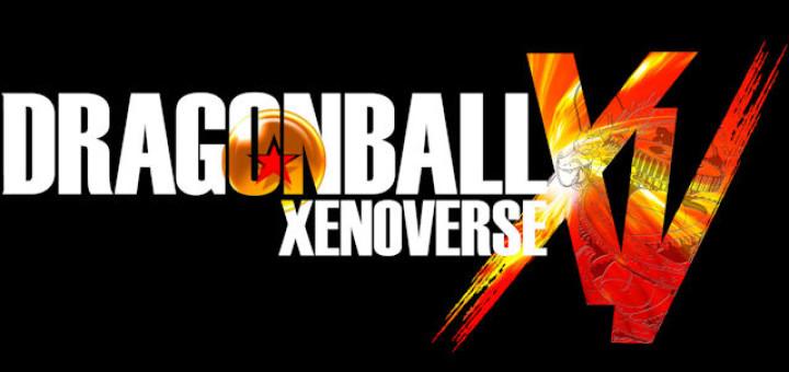 Dragon Ball Z Xenoverse Logo