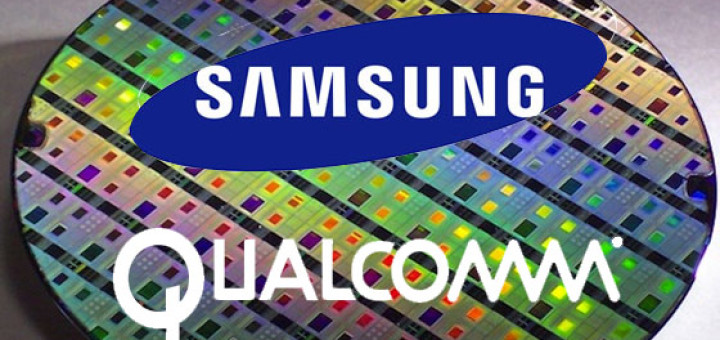 Qualcomm Samsung Chipsets